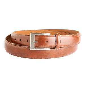 Men's Croft & Barrow® Soft Touch Feather-Edge Belt